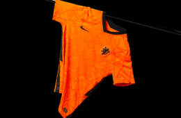 Nederlands elftal shirt 2021